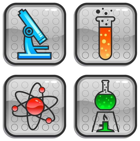 Science Clip Art For Children.