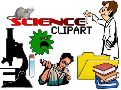 Clipart Sciences Physiques.