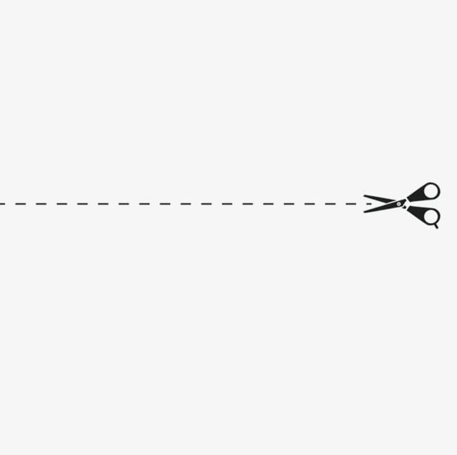 Scissors Dotted Line PNG, Clipart, Ant, Ant Lines, Black.