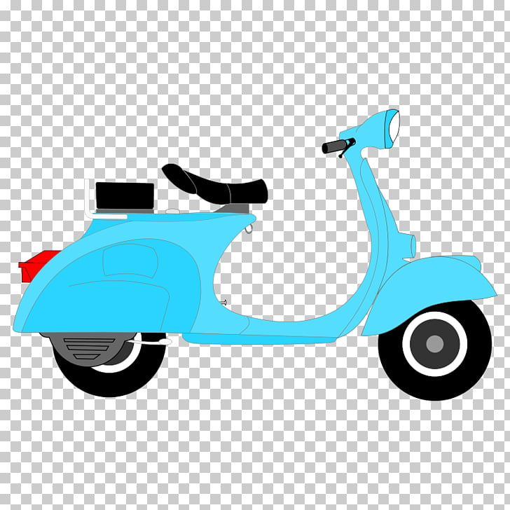 Scooter Moped Motorcycle Vespa , Bear Flying Plane Cartoon.