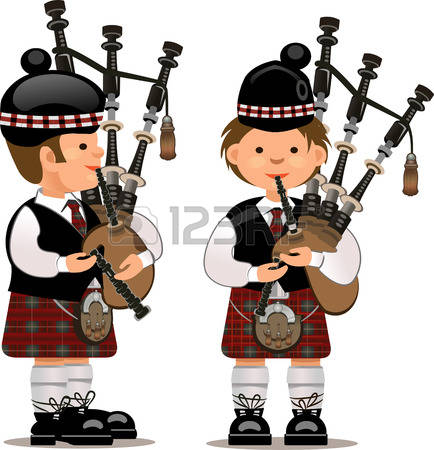 344 Bagpipe Stock Illustrations, Cliparts And Royalty Free Bagpipe.