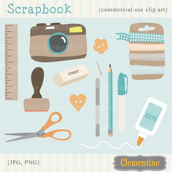 Scrapbook clip art scrapbook clipart camera clip art images.