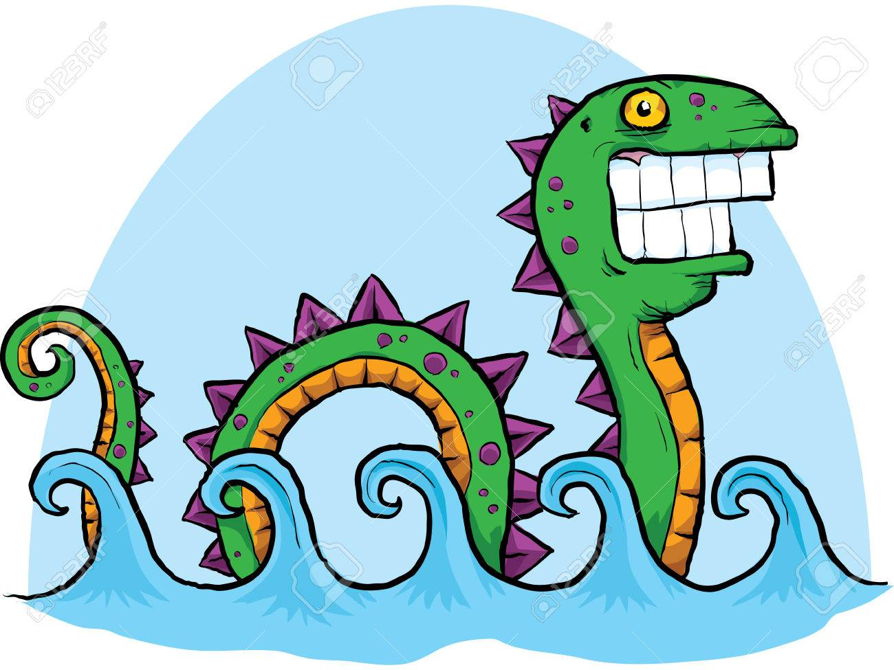 44 Tip Of The Day Cartoon Sea Monsters.