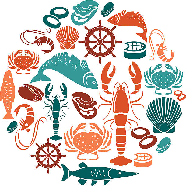 Seafood clipart 1 » Clipart Station.