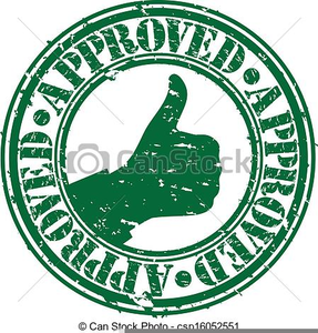 Free Seal Of Approval Clipart.