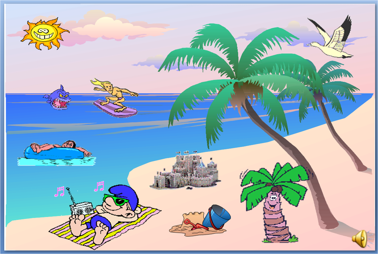 Free Seaside Cliparts, Download Free Clip Art, Free Clip Art.
