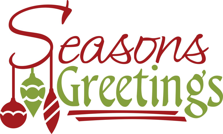 Seasons Greetings Clipart & Seasons Greetings Clip Art Images.