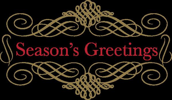 Seasons Greetings Clipart.