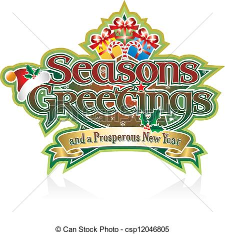 Seasons greetings Clip Art Vector Graphics. 155,278 Seasons.