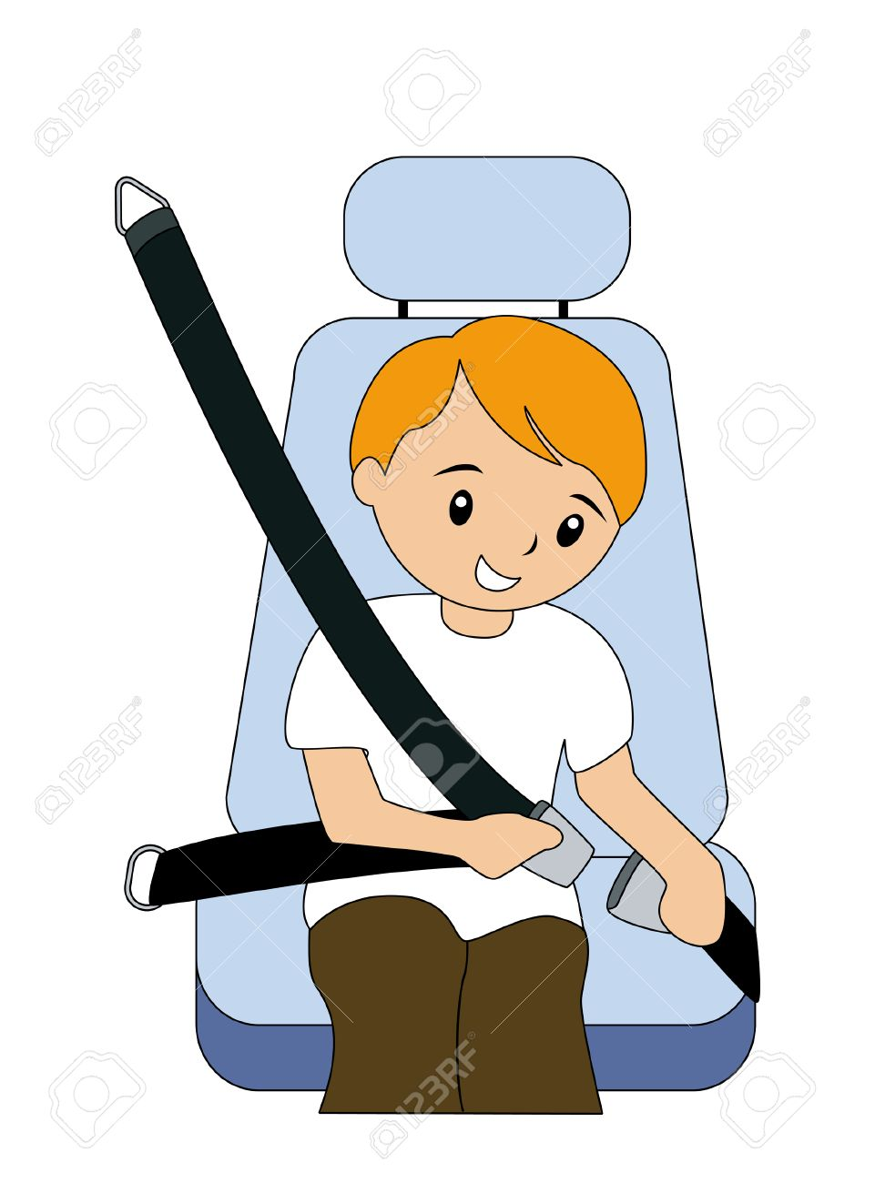 Seatbelt » Clipart Station.