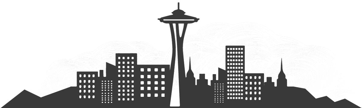Skyline clipart skyline seattle, Skyline skyline seattle.