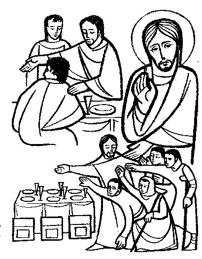 Ordinary Time Clipart.
