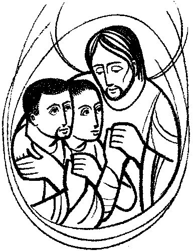 Second Sunday Of Easter Year C Clipart.