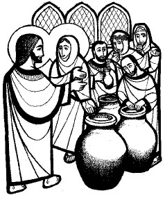 Lectio Divina: 2nd Sunday of Ordinary time (C).