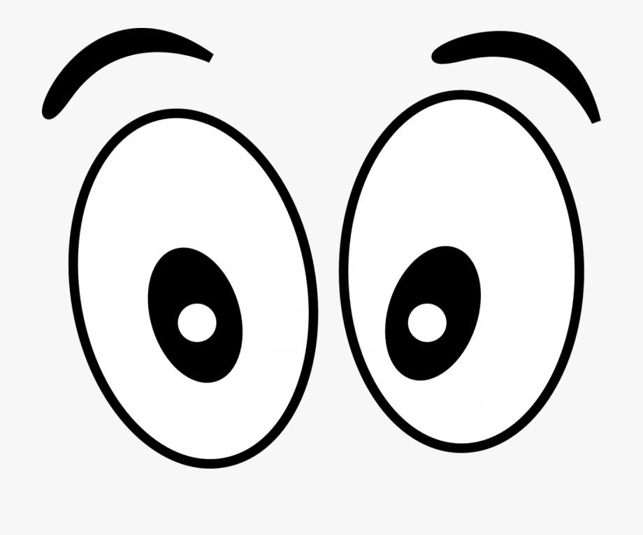 Free Eyeball Clipart.
