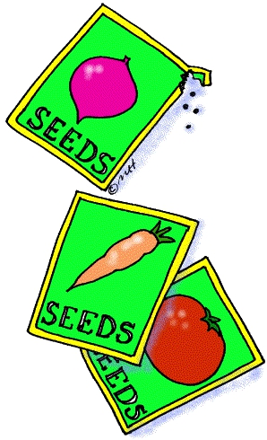 Seed Clipart#2010744.