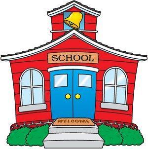 Clipart gedung sekolah 1 » Clipart Station.