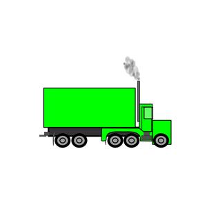 Semi Truck clipart, cliparts of Semi Truck free download.