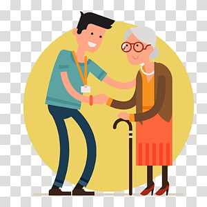 Senior Citizen PNG clipart images free download.