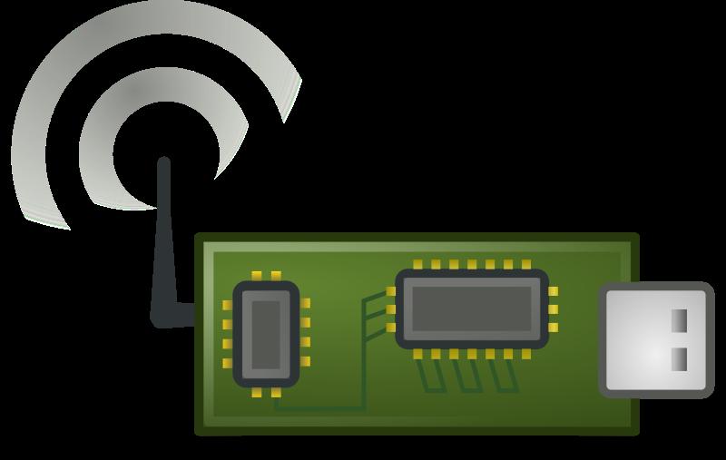 Free Clipart: Wireless sensor.