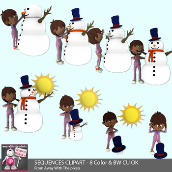 Sequence clipart 6 » Clipart Station.