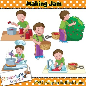 Sequence Clip Art & Worksheets.