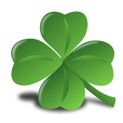 Gazette   The Four Leaf Clover and Educational Serendipity.