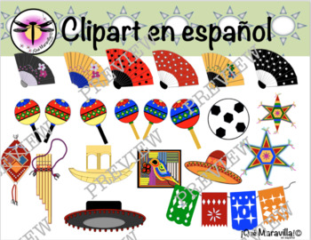 Clipart Spanish Speaking products.