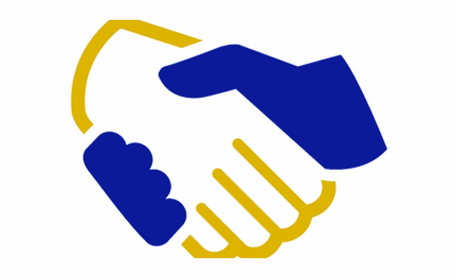 Philosophy Clipart Handshake Excellent Customer Service Icon.