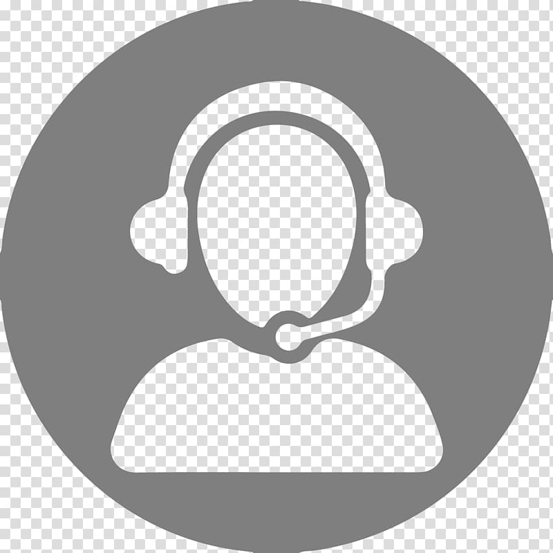Customer Service Call Centre Service quality, customer icon.