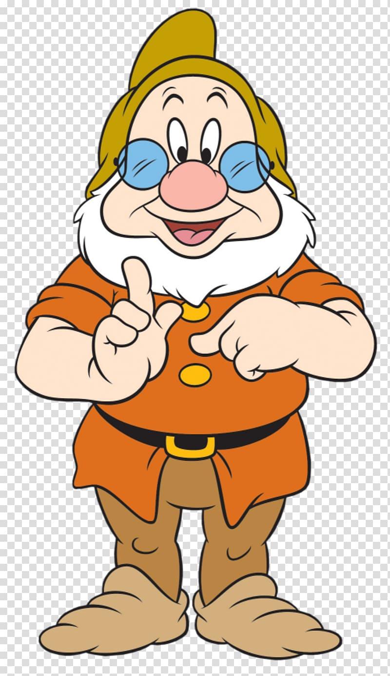Seven Dwarfs Bashful Dopey Animation, Dwarf transparent.