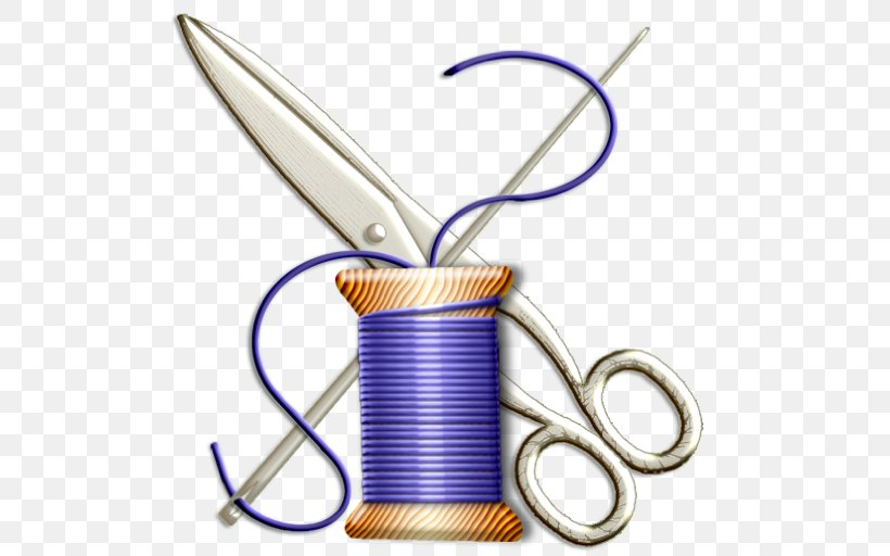 Sewing Needle Notions Clip Art, PNG, 512x512px, Sewing, Free.