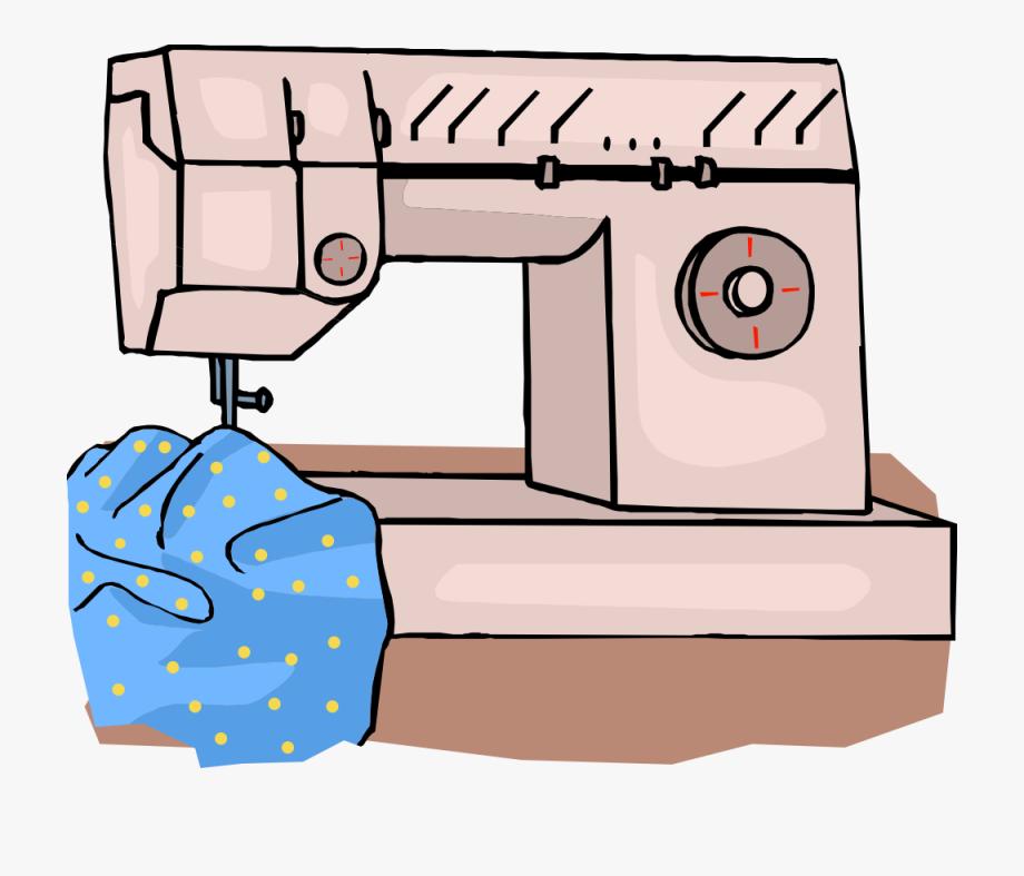 Sewing Machine Clip Art , Transparent Cartoon, Free Cliparts.