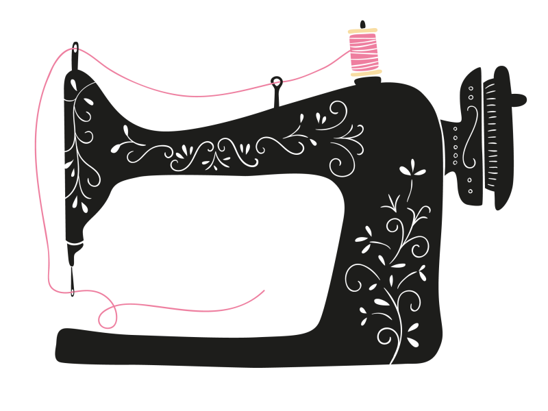 Clip art Sewing Machines Openclipart Quilting.