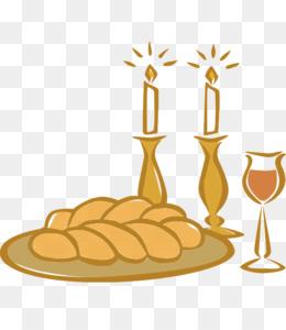 Shabbat Candles PNG and Shabbat Candles Transparent Clipart.