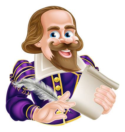 579 Shakespeare Stock Illustrations, Cliparts And Royalty Free.