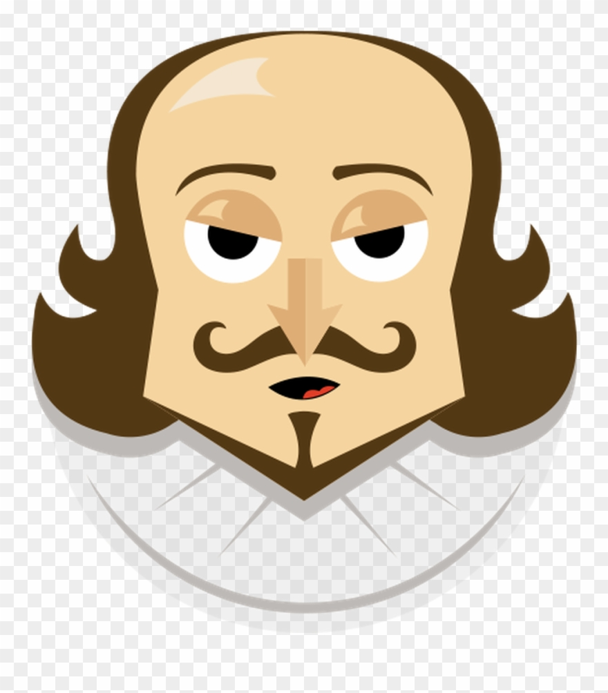 Actor Clipart Shakespeare.