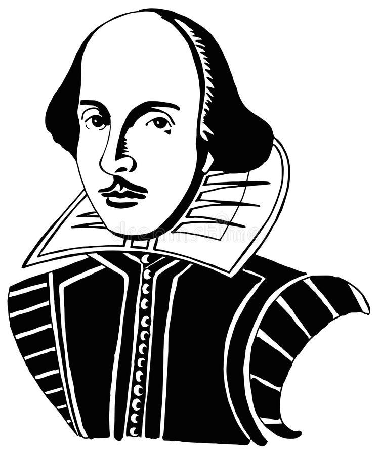 Shakespeare Stock Illustrations.