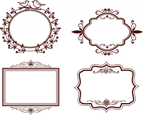 Shapes And Designs Clipart Shape Design.