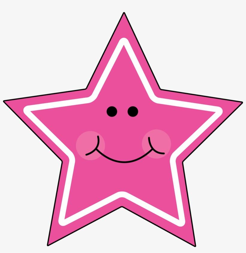Cute Gold Star Clipart.