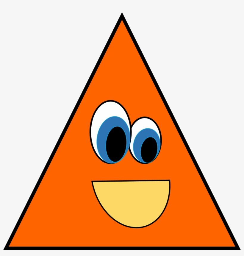 Shapes Clipart Triangle.