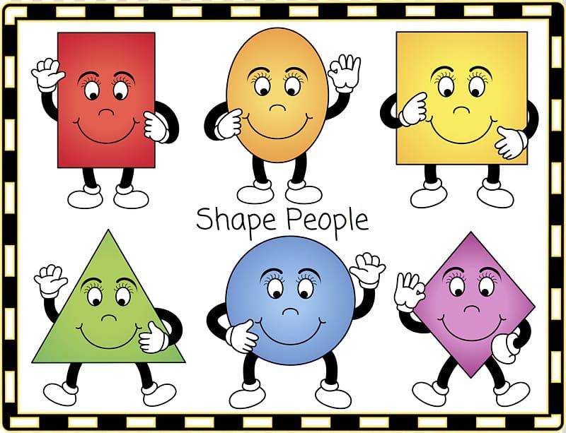 Geometric shape Shapes Are Everywhere! Circle , Shapes.