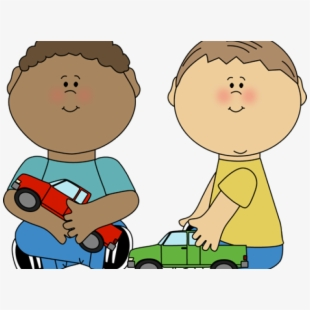 Toddler clipart share toy, Toddler share toy Transparent.
