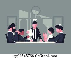 Shareholders Clip Art.