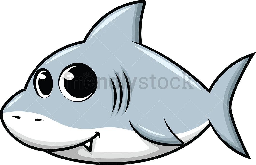 Cute Baby Shark.