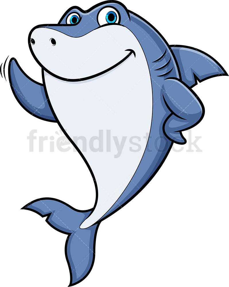 Friendly Shark.