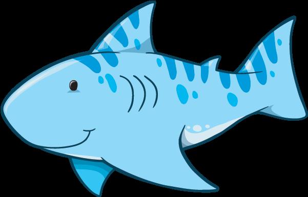 Hammerhead Shark Clipart Sharks And Minnow.