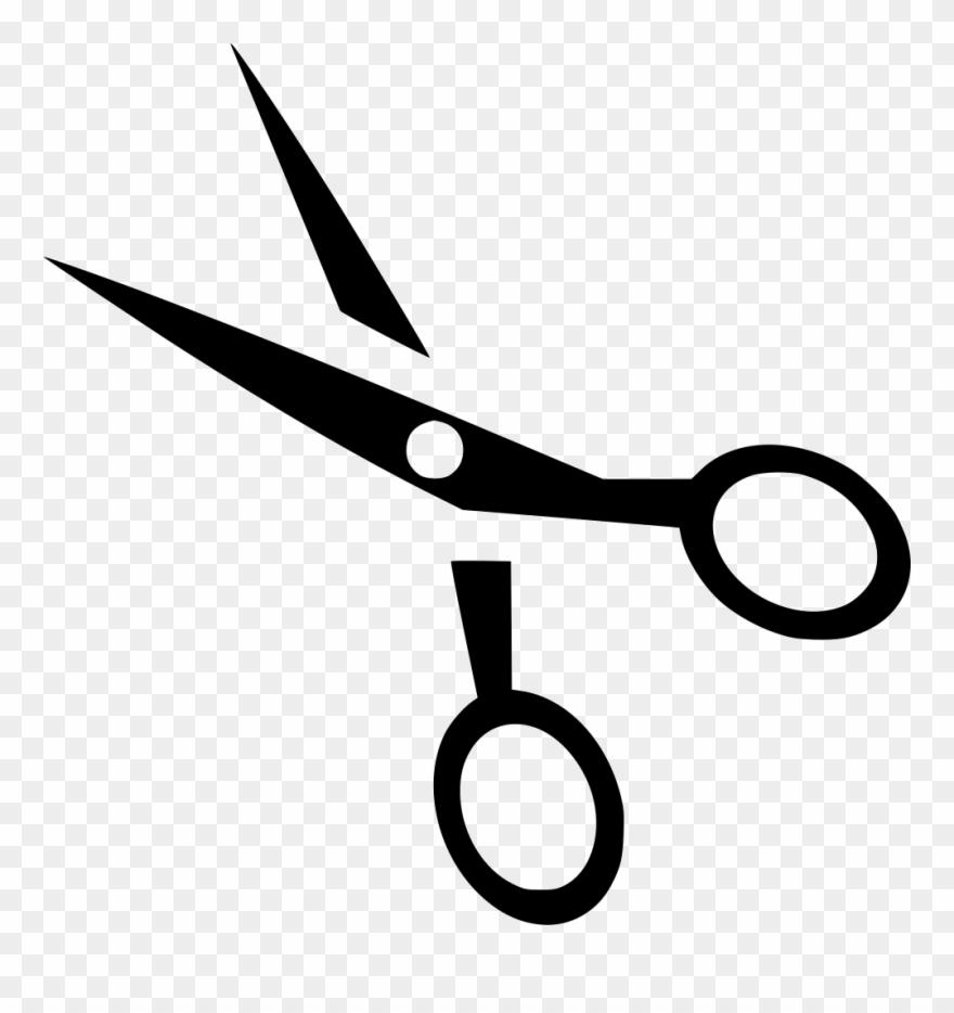 Shears Clipart Haircut Scissors.
