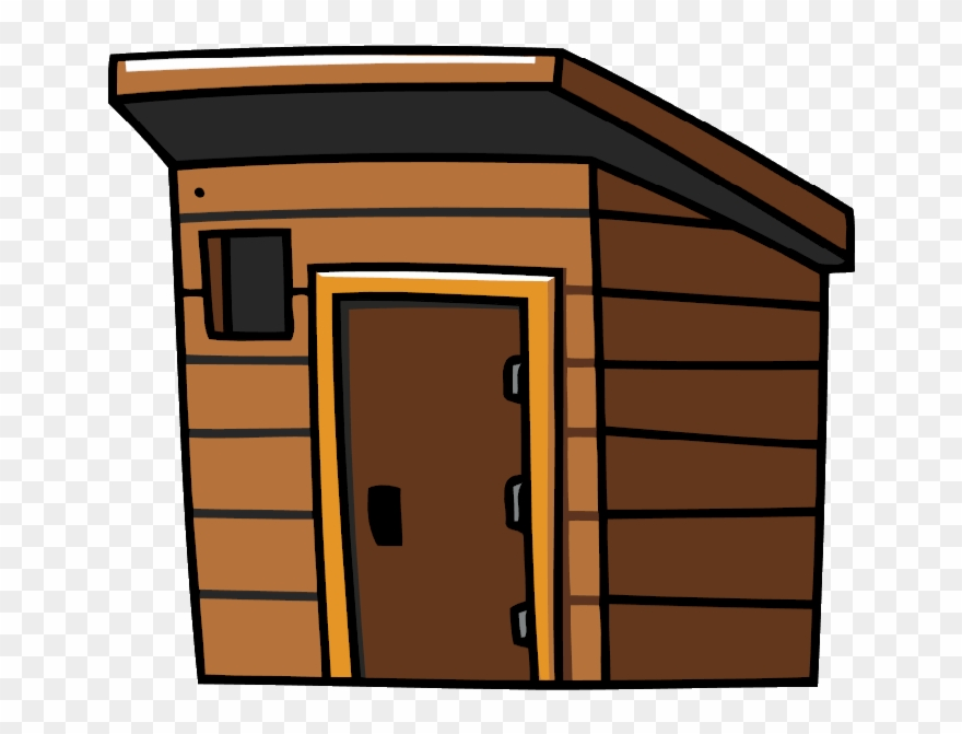 Shed Clipart (#2299209).