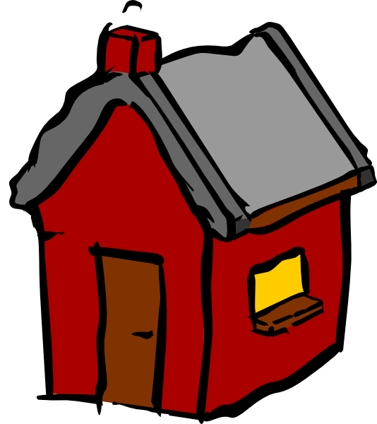 Clip Art Wood Shed Clipart.